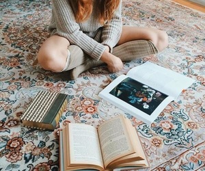 book, tumblr, and aesthetic image