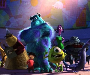 monsters inc, disney, and boo image