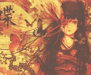 anime, jigoku shoujo, and hell girl image