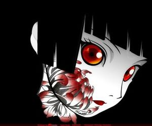 anime, hell girl, and jigoku shoujo image