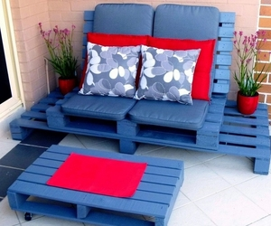 furniture and garden image
