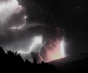 storm, sky, and grunge image