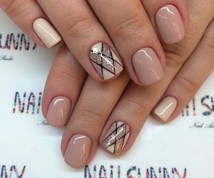 nails, beauty, and nail design image
