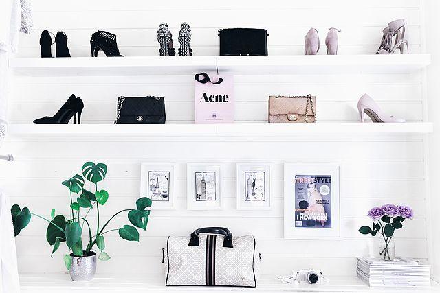 bags, decor, and fashion image