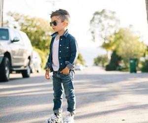 kid, fashion, and alonso mateo image