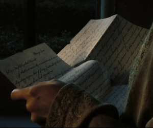 Letter and pride and prejudice image