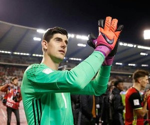 Chelsea, courtois, and thibaut courtois image