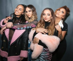 girls, lm, and perrie edwards image