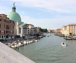 rome, travel, and water image