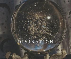 harry potter, divination, and hogwarts image