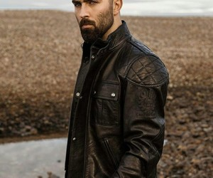 men, model, and chris john millington image