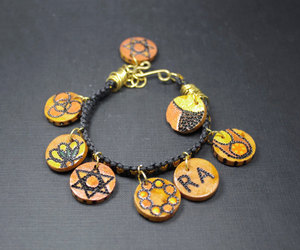 etsy, summer jewelry, and gypsy jewelry image