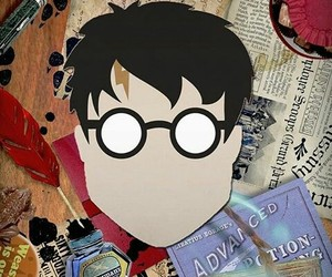magic harry potter image