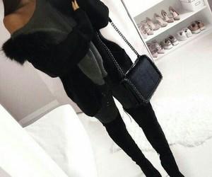 accessoires, beaute, and clothes image