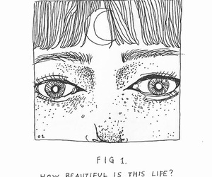 life, drawing, and tumblr image