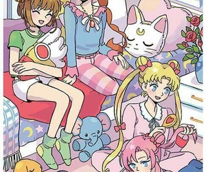 kawaii, princess tutu, and sailor moon image