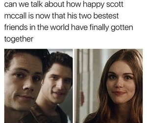 otp, teen wolf, and dylan o'brien image