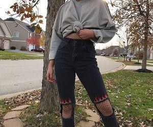 grunge, grunge fashion, and grunge outfits image