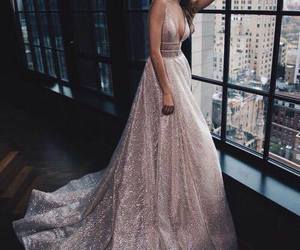 beautiful, dress, and mannequin image