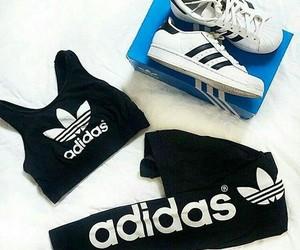 meriem, adidas by meriem, and shoes by meriem image