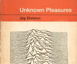 joy division and unknown pleasures image