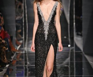 fashion, runway, and spring image