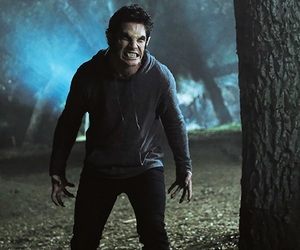 alpha, scott, and teen wolf image