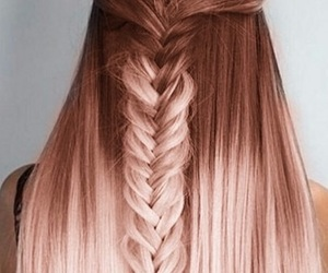 beauty, blush, and hairstyle image