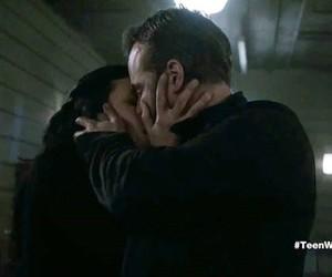 chris, kiss, and Melissa image