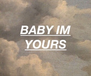 baby, girlfriend, and yours image