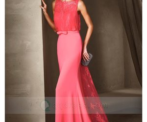 pink prom dress, long prom dresses, and cheap prom dresses online image