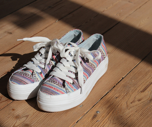 cool, pretty, and sneakers image