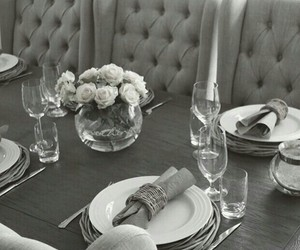 chic, classy, and gray image