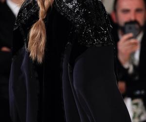 fashion, black, and details image