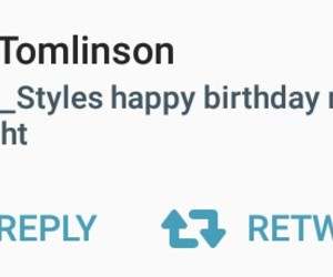 gay, happy birthday harry, and louis tomlinson image