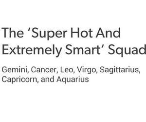 aquarius, cancer, and Leo image
