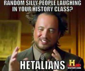 funny, hetalia, and history class image