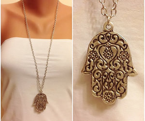 boho, christmas gift, and antique silver image
