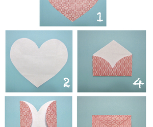 heart origami image