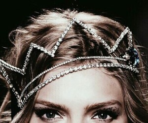 aesthetic, crown, and princess image