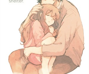 anime and shelter image