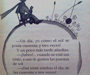 el principito, book, and frases image