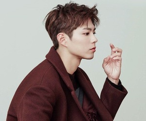 actor, park bo gum, and boy image