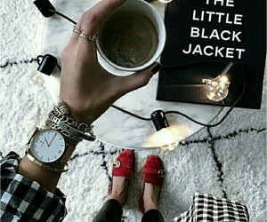 coffee, fashion, and february image