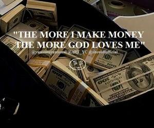millionaire, money, and motivation image