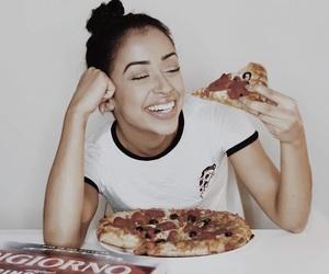 pizza, liza koshy, and Liza image