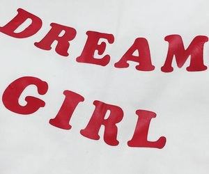 red, dream girl, and quotes image