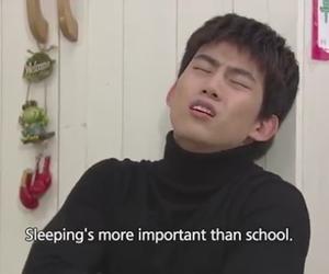 2PM, school, and taecyeon image