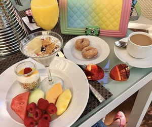 babe, beauty, and breakfast image