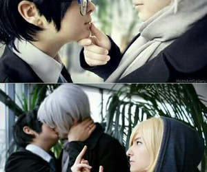 cosplay, funny, and victor image